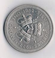 CROWN 1977 ISLE OF MAN /6567/ - Monnaies Régionales