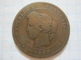 10 Centimes 1888 (A) - France