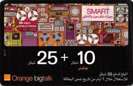 Orange Bigtalk Phone Card - Unclassified