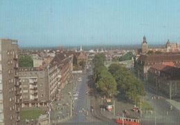 Polen - Stettin Szczecin - Plac Zolnierza Polskiego - 1977 - Polen