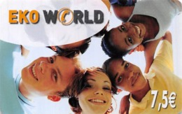 Eko World Phone Card - Unclassified