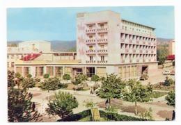1962 YUGOSLAVIA, SERBIA, KOSOVO POLJE TO BELGRADE, POSTAGE DUE, PRISTINA,HOTEL KOSOVSKI BOZUR,ILLUSTRATED POSTCARD, USED - Postage Due