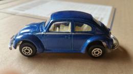 VW 1300 Beetle Bug Blue 1/64 Copie Maisto - Cars & 4-wheels