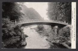 68901/ NIKKO, Sacred Bridge - Japon