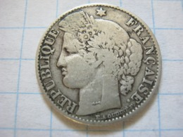 50 Centimes 1895 A - France