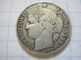50 Centimes 1895 A - Frankreich