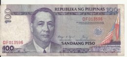 PHILIPPINES 100 PISO ND1987-94 VF P 172 D - Philippines