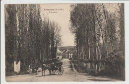 FRANCE / CPA / TRESMES / L'AVENUE - Autres Communes