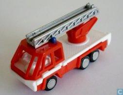 Feuerwehr - Drehleiter + BPZ - Ü-Ei
