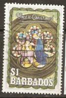 Barbados  1990   SG   946  Christmas    Fine Used - Barbados (1966-...)