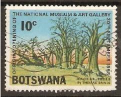 Botswana   1968  SG 246  Baobab Trees  Paintng   Fine Used - Botswana (1966-...)