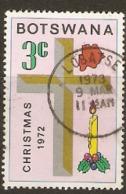 Botswana   1972  SG 300  Christmas   Fine Used - Botswana (1966-...)