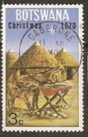Botswana   1973  SG 310  Christmas   Fine Used - Botswana (1966-...)