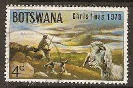 Botswana   1973  SG 311  Christmas   Fine Used - Botswana (1966-...)