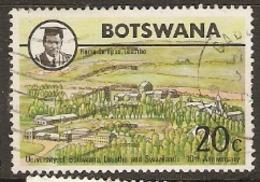 Botswana   1974  SG 316 Roma Campus  Fine Used - Botswana (1966-...)