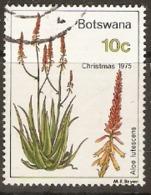 Botswana   1975  SG 350  Christmas   Fine Used - Botswana (1966-...)