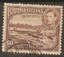 British Guiana  1938 SG 315  60c    Fine Used - British Guiana (...-1966)