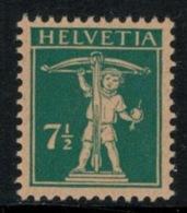 Suisse /Schweiz/Svizzera/Switzerland // 1907-1939 // Fils De Tell Neuf** No.171 (MNH) - Neufs
