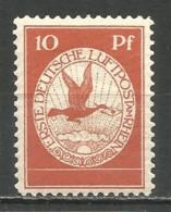 Germany Reich 1912 Year , Mint Stamp MNH (**) - Deutschland
