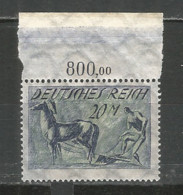 Germany Reich 1922 Year , Mint Stamp MNH (**)  Michel # 196 - Germany