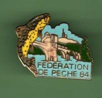 FEDERATION DE PECHE 84 *** 1046 (22) - Sin Clasificación