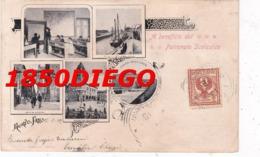 RICORDO DI FANO - MULTIVEDUTE F/PICCOLO VIAGGIATA ANIMAZIONE - Fano