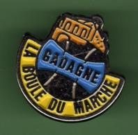 PETANQUE *** GARDANE - LA BOULE DU MARCHE *** 1046 (22) - Pétanque