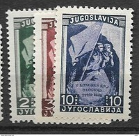 1948 MNH Joegoslavië, Postfris** - Nuovi