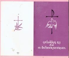 Bidprentje - Franciscus Leopoldus Omerus THON Echtg. Hubertha Celina LAENEN Oudstrijder 1940-45 - Herentals 1898 - 1964 - Religion & Esotérisme