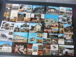 LOT   DE  137   CARTES  POSTALES   HOTELS  .  RESTAURANTS  DE  FRANCE - Cartes Postales