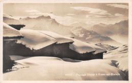 Paysage D'hiver A Eusex Sur Bretaye - VD Vaud