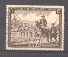 0ob  082  -  Sarre  :  Yv  291  (o) - 1947-56 Occupation Alliée