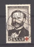0ob  095  -  Sarre  :  Yv  320  (o) - 1947-56 Occupation Alliée
