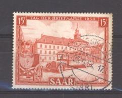 0ob  098  -  Sarre  :  Yv  329  (o) - 1947-56 Occupation Alliée