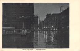 Wien Bei Nacht - Kärntnerstrasse - Vienna Center