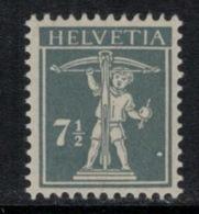 Suisse /Schweiz/Svizzera/Switzerland // 1907-1939 // Fils De Tell Neuf** No.138 III (MNH) - Nuovi
