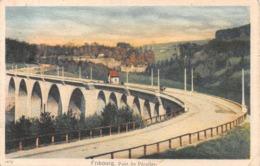 Fribourg - Pont De Pérolles - Coloriée 1930 - FR Fribourg