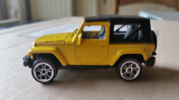 Majorette 224A Jeep Wrangler 1/60 - Majorette