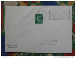 Flamme Bouchain Réconciliation 1974 - Dpt 59 Nord - Flamme Sur Lettre Postmark On Cover - Mechanical Postmarks (Advertisement)