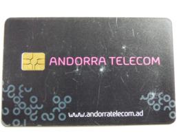 Carte GSM D'Andorre - 07/09 - état Courant - Andorra