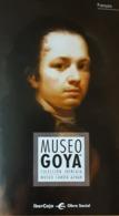 FOLLETO MUSEO GOYA EN FRÁNCES - FRANCAIS. MUSEO CAMÓN AZNAR. - Folletos Turísticos