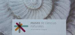 FOLLETO MUSEO DE CIENCIAS NATURALES. ZARAGOZA - ESPAÑA. - Folletos Turísticos