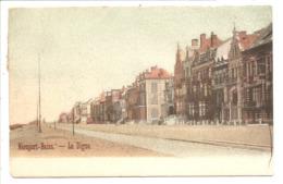 NIEUPORT BAINS  La Digue - Nieuwpoort