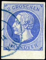 Hannover. Michel #15a. Used. XF. - Hanover