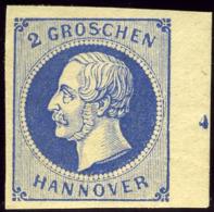 Hannover. Michel #15b. Unused. * - Hanover