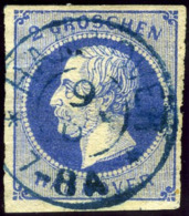 Hannover. Michel #15b. Used. - Hanover