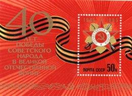SOWJETUNION 1985 ** - Blocks & Sheetlets & Panes