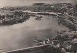 CONCARNEAU: Vue Aérienne Du Port Et De La Ville Close - Concarneau