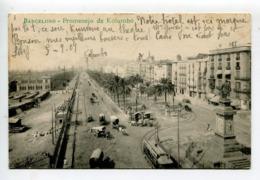Esperanto Colombo Barcelono Promenejo - Sri Lanka (Ceylon)
