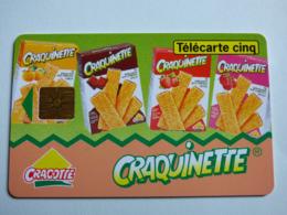 """Télécarte 5 Unités GN 76 """"Craquinette"""" 10/93 - GEM1A - TBE - Frankrijk"""